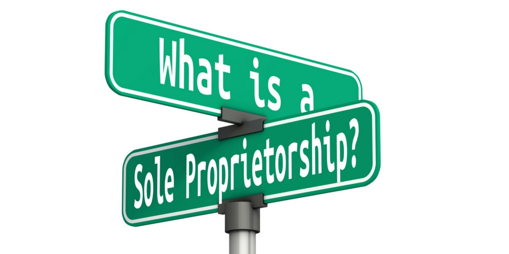 sole proprietor A sole proprietorship does not have a separate legal entity this is its major difference from partnerships and corporations the sole proprietor (the owner) owns all the assets of the business.