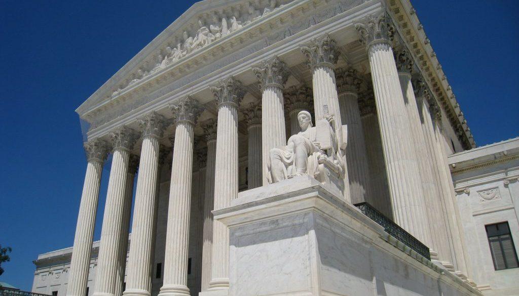 Supreme Court Sales Tax